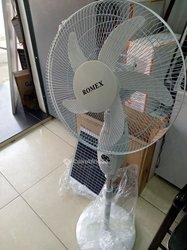 Ventilateur solaire autonome