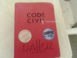 Livre Code civil Dalloz