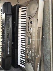 Piano Yamaha et Roland