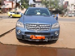 Mercedes ML 4matic 2007