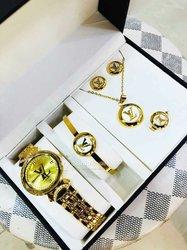 Ensemble bijoux Louis Vuitton