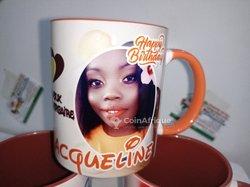 Personnalisation de mug