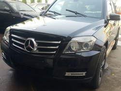 Mercedes Benz GLK 350 4 matic