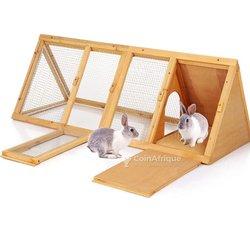 Cage à lapin et volaille