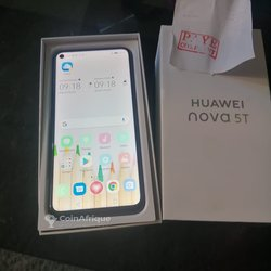 Huawei Nova 5T - 128Gb