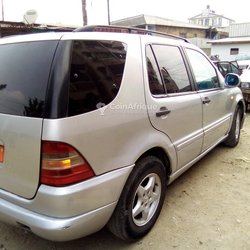 Mercedes-Benz ML 320 2004