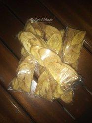 Chips de plantain