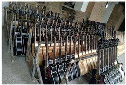 Luthier construction - réparation guitare