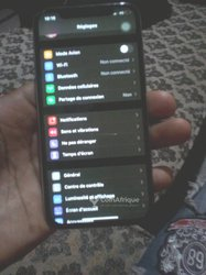 Apple iPhone X 64 Gigas