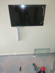 "Télévision plasma 32"""