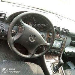 Mercedes-Benz C200 2002