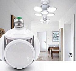 Ampoule LED pliante