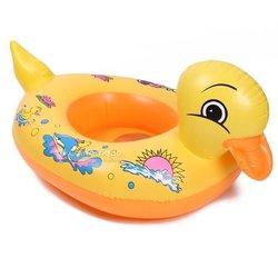 Canard gonflable bouée
