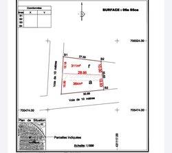 Parcelles 384 m2 - Kindonou