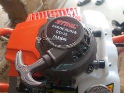 Tarière motorisée pour trouaison