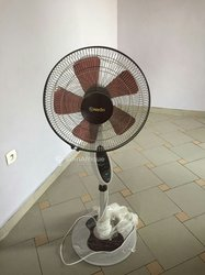 Ventilateur à commande