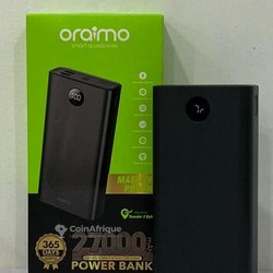 Powerbank Oraimo 27000mah