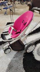 Chaise roulante bébé