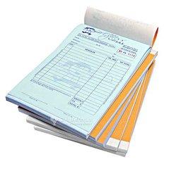 Production facturiers - flyers - bloc-notes
