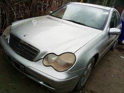 Mercedes-Benz C 180 2004