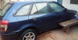 Mazda 323 2011