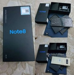 Samsung Galaxy Note 8  - 256go