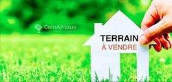 Vente Terrain 500 m² - Dowian Tomè