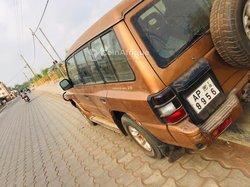 Mitsubishi Pajero 2000