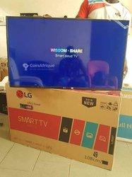 TV plasma LED smart 49 pouces