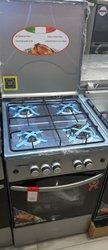 Cuisinière Tecnolux 4 feux four grille