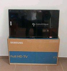 TV Samsung 43 pouces