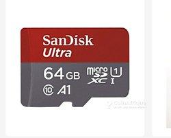 Carte sd Sandisk Ultra