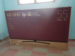 TV LG Smart 55 pouces