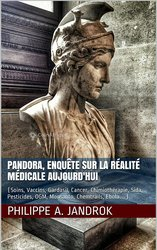 Livre Pandore enquête sur la réalité médicale aujourd'hui