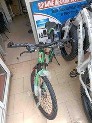 """Vélo VTT 24"""""""