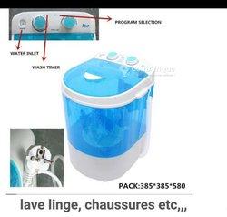Mini machine à laver 4,5kg
