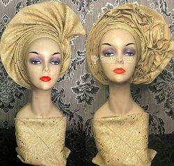 Formation make-up et nouage de foulard