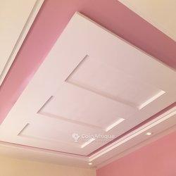 Decoration et faux plafonds