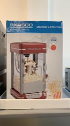 Machine à popcorn Nasco