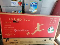 TV LG 75''smart