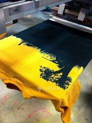 Impression sur tee-shirt