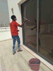 Service de nettoyage - fin de chantier