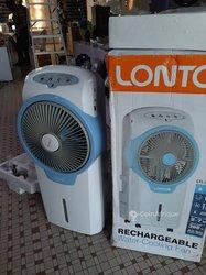 Ventilateur à eau rechargeable