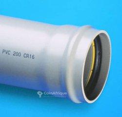 Tube PVC diamètre 200