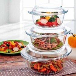 Saladiéres transparentes