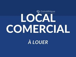Location local commercial - Foire