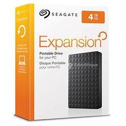 Disque dur externe Seagate Expansion portable 4 To