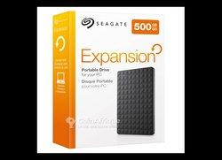 Disque dur portable externe Seagate 500 Go