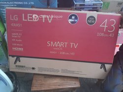 TV LG 43 pouces Smart