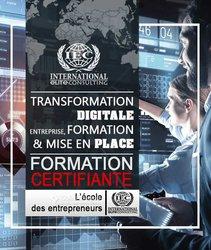 Formation transformation digitale